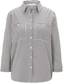 Printed StripeDa. Bluse