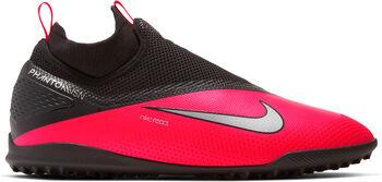 Nike React Phantom VSN 2 Pro Turffußballschuhe Herren rot