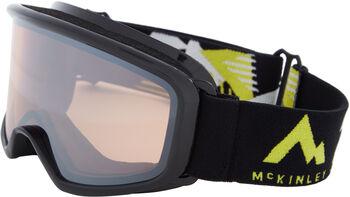 McKINLEY Pulse S Plus OTG Skibrille Jungen schwarz