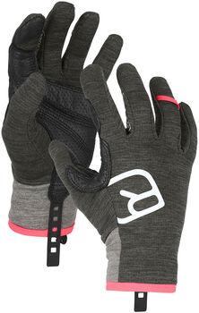 ORTOVOX Fleece Light Glove W Tourenskihandschuhe grau