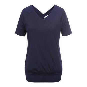 Luhta Dorotea L T-Shirt Damen blau