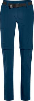 Maier Sports Inara Wanderhose kurzgestellt Damen blau