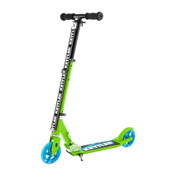 Kettler Zero 6 Scooter grün