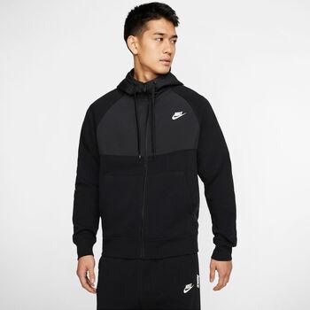 Nike Sportswear Kapuzenjacke Herren schwarz