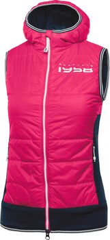 MARTINI Power Play Gilet Damen pink