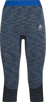 Odlo BLACKCOMB 3/4 Leggings Damen blau