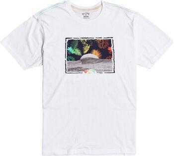 BILLABONG Aloha T-Shirt Herren weiß