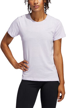 ADIDAS Go To T-Shirt Damen lila