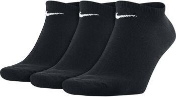 Nike Value 3er-Pack Sneakersocken schwarz
