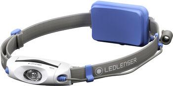 LedLenser Neo 4 Stirnlampe blau
