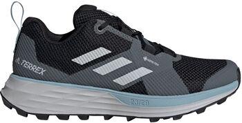 adidas Terrex Two GTX Trailrunningschuhe Damen schwarz