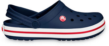 Crocs Crocband Clog Sandalen Herren blau