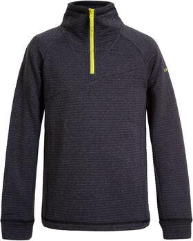 Icepeak Kronach Sweater mit Halfzip grau