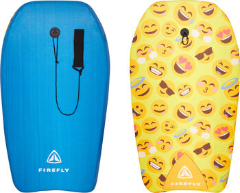 FIREFLY EPS 33 Emoji Bodyboard gelb
