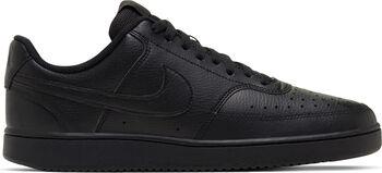 Nike Court Vision Freizeitschuhe Herren schwarz