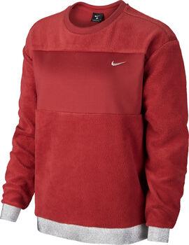 Nike Icon Langarmshirt Damen pink