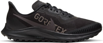 Nike Zoom Pegasus 36 Trail GORE-TEX Damen schwarz