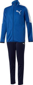 Puma Trainingsanzug Jungen blau