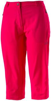McKINLEY Active Capty 3/4 Wanderhose Damen pink