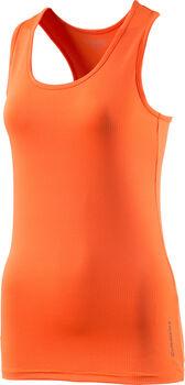 ENERGETICS Binni II Top Damen orange