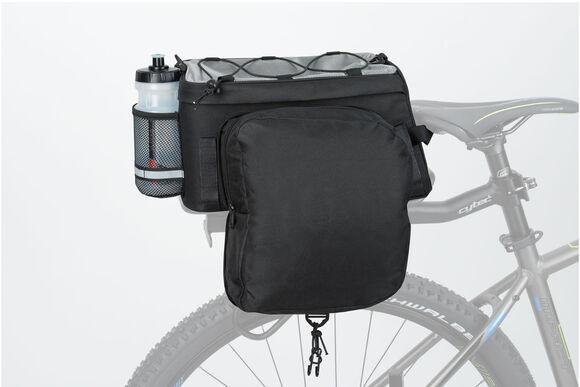 CarryMore Gepäckträgertasche