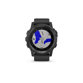 Garmin Tactix Charlie GPS-Multisport Uhr schwarz