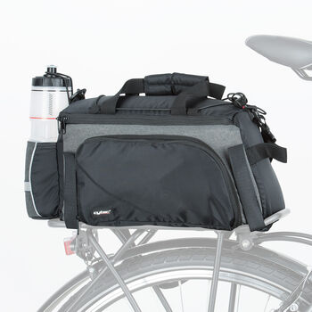 Cytec Rack Bag Gepäckträger grau