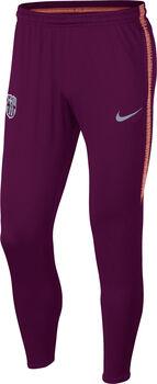 Nike FCB Trainingshose Herren rot