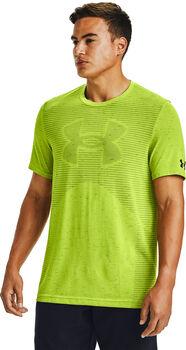 Under Armour Seamless T-Shirt Herren grün