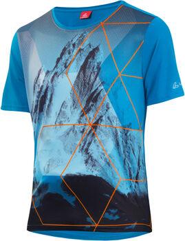 LÖFFLER Evo T-Shirt Herren blau