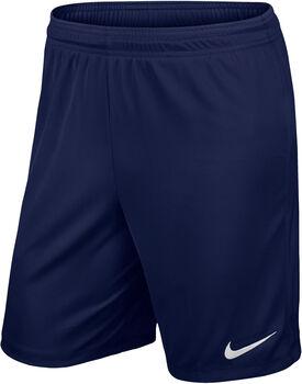 Nike Park II Knit Fußballshorts Herren blau