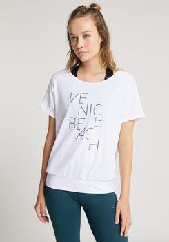 VENICE BEACH Letizia T-Shirt Damen weiß