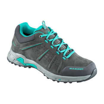MAMMUT Convex Low GTX Outdoorschuhe Damen grau