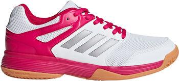 adidas Speedcourt Volleyballschuhe Damen weiß