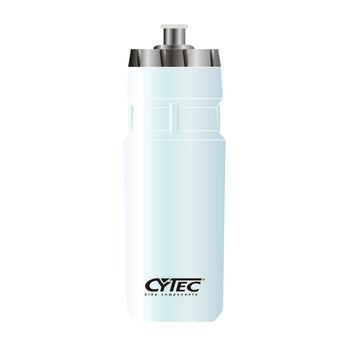 Cytec KST Trinkflasche weiß