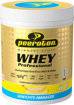 Peeroton  Banane Whey Protein Shake weiß