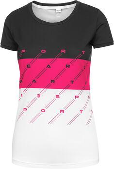 MARTINI Real Life T-Shirt Damen pink
