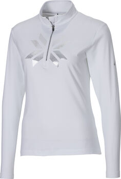 McKINLEY Daria II Langarmshirt  Damen weiß