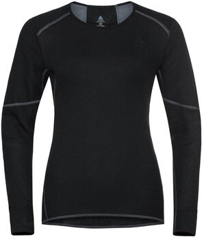 Odlo Active X Warm Langarmshirt Damen schwarz