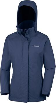 Columbia Timothy Lake Outdoor Jacke Damen blau