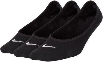 Nike Lightweight No Show 3er-Pack Sneakersocken Damen schwarz