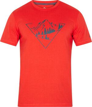 McKINLEY Mally T-Shirt Herren rot