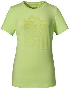 SCHÖFFEL Bad Reichenhall3 T-Shirt Damen grün