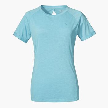 SCHÖFFEL Boise2 T-Shirt Damen blau