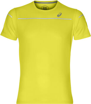 Asics Lite Show T-Shirt Herren gelb