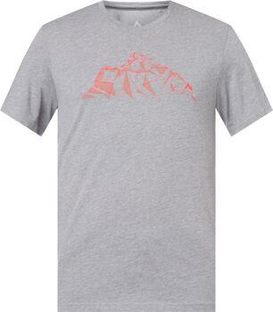 McKINLEY Mathu T-Shirt  Herren grau