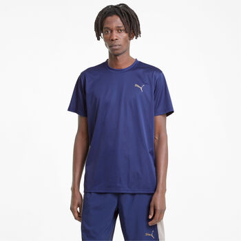 Puma Train Favourite Blaster T-Shirt Herren blau
