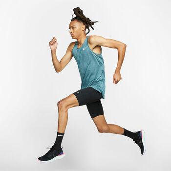 Nike  Pwr Tght Half Herren schwarz