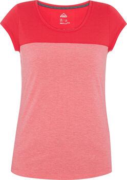 McKINLEY Active Clay T-Shirt Damen rot
