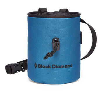 Black Diamond Mojo Magnesiumbeutel blau